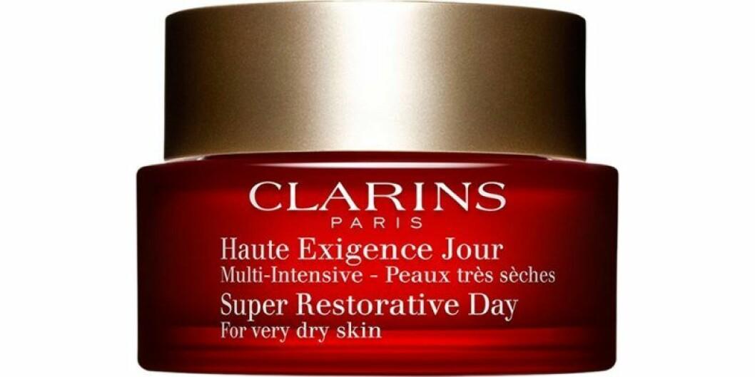 Dagkräm för torr hud