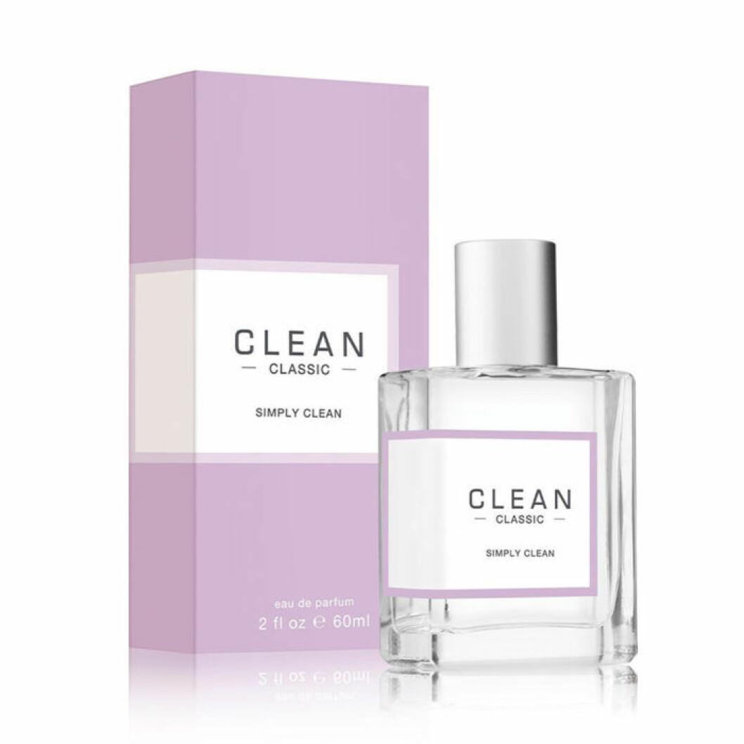 Clean parfym