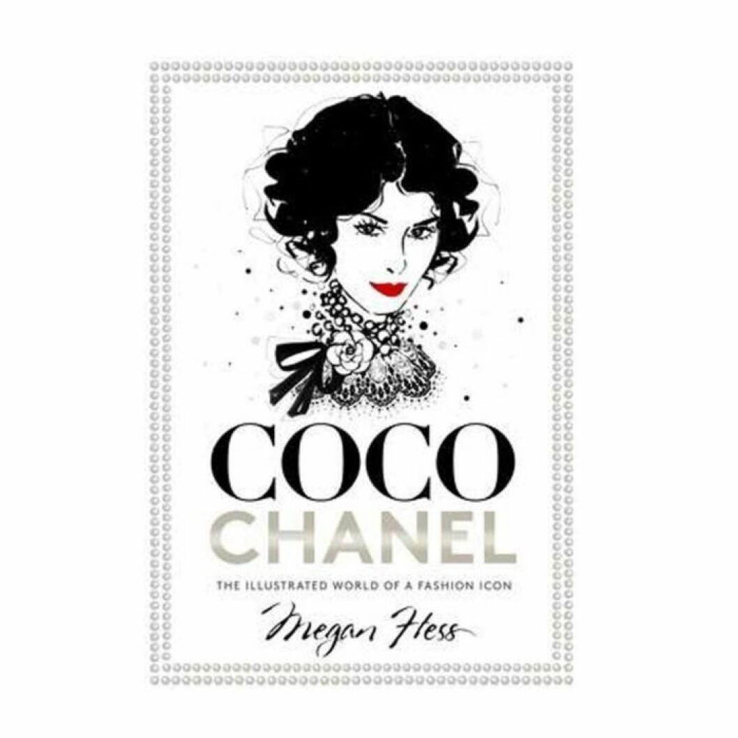 Coco Chanel coffee table book