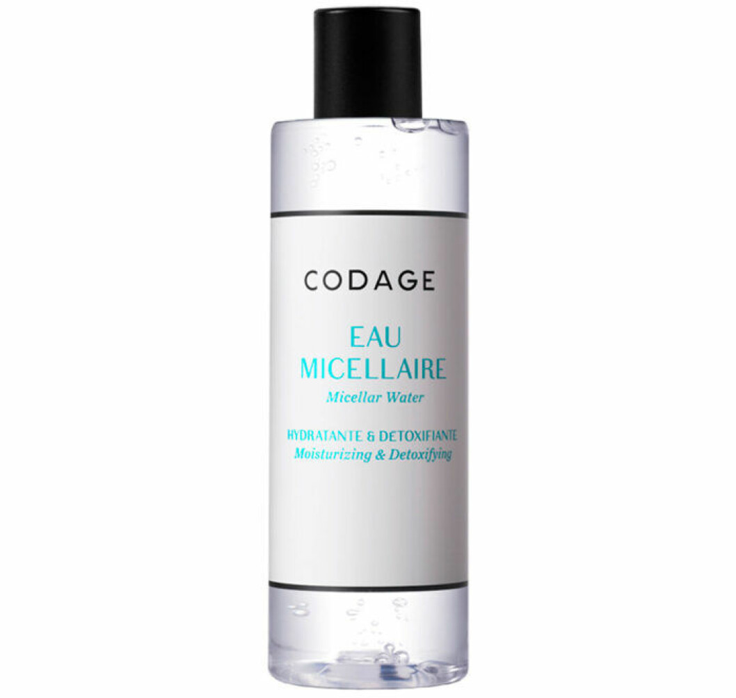 Codage miceller water
