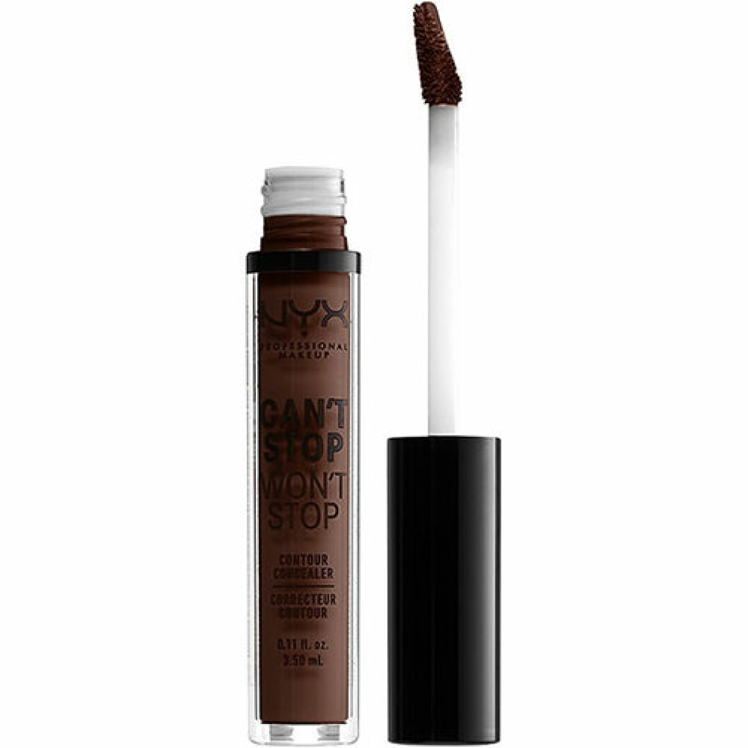 Cant stop wont stop concealer från NYX