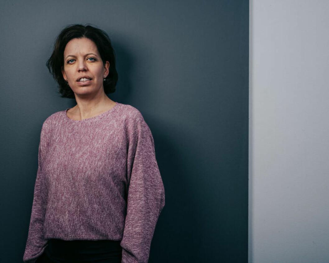 Generalsekreterare för Kvinna till Kvinna – Petra Tötterman Andorff