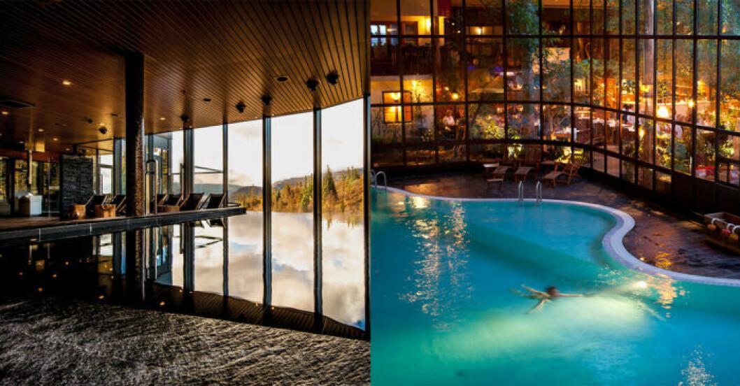 copperhill och storhogna pool