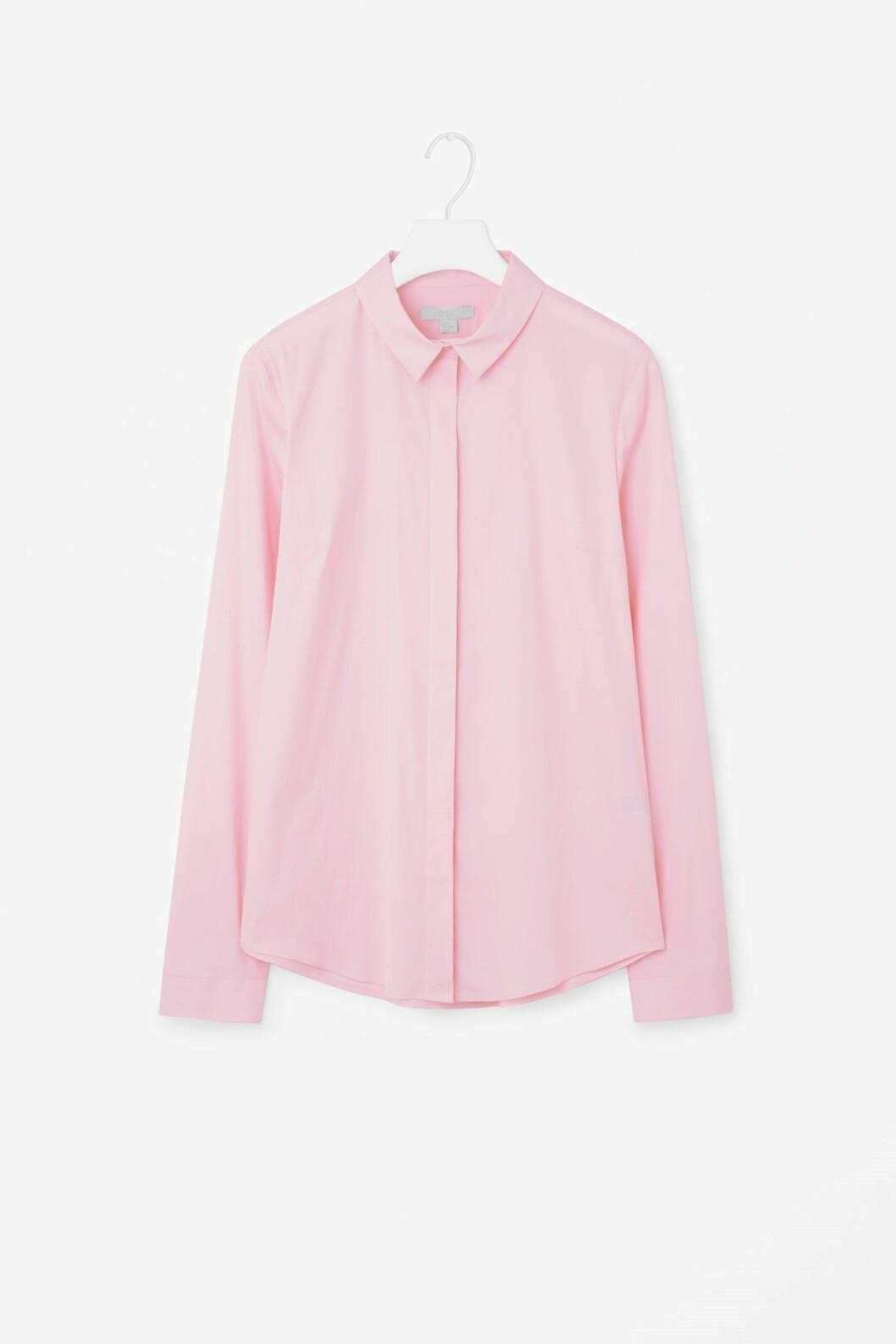rosa-skjorta-cos