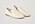 Naturvita, platta loafers i mjukt skinn. Går även att användas som slip-in skor om man viker ner kanten i bakre delen av skon. Loafers från Cos.