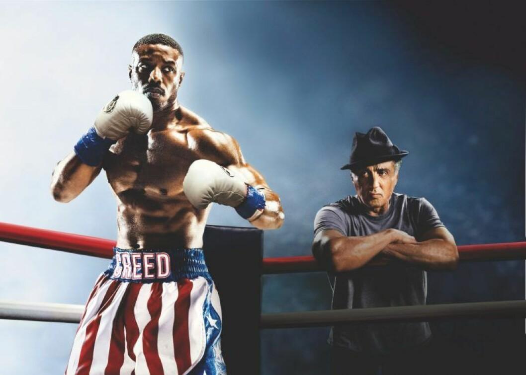 En bild från filmen Creed II, som har premiär på Viaplay den 11 oktober.