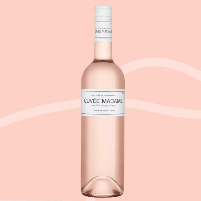 Rosévin Cuvée Madame Sélection de Mademoiselle