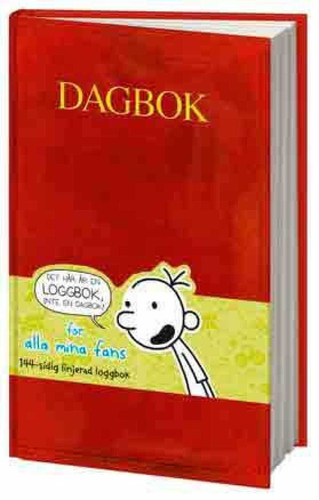 Dagbok för alla mina fans – Gregs bravader av Jeff Kinney (Bonnier Carlsen Bokförlag)