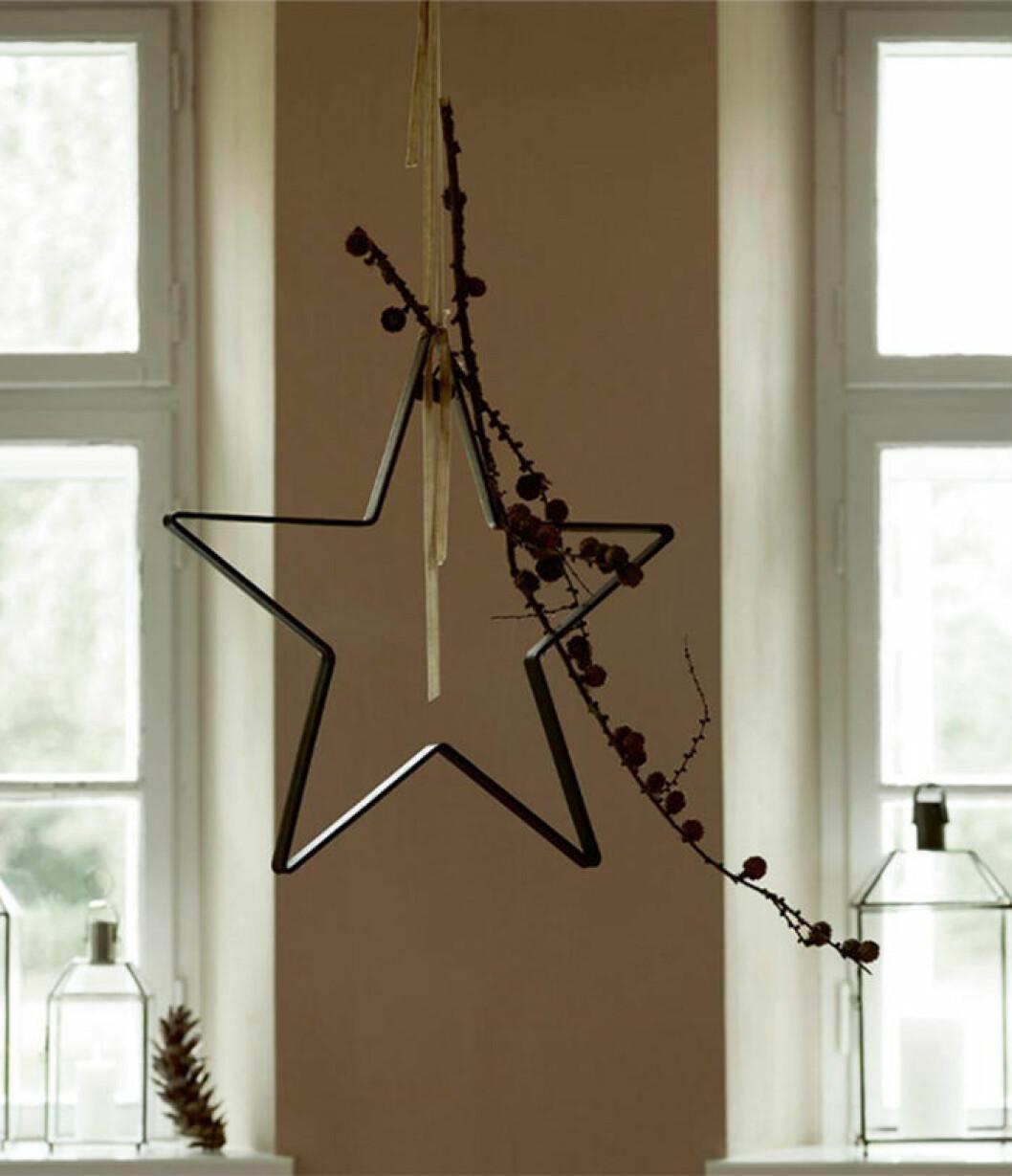 Dekorativ stjärna från danska Tine K Home