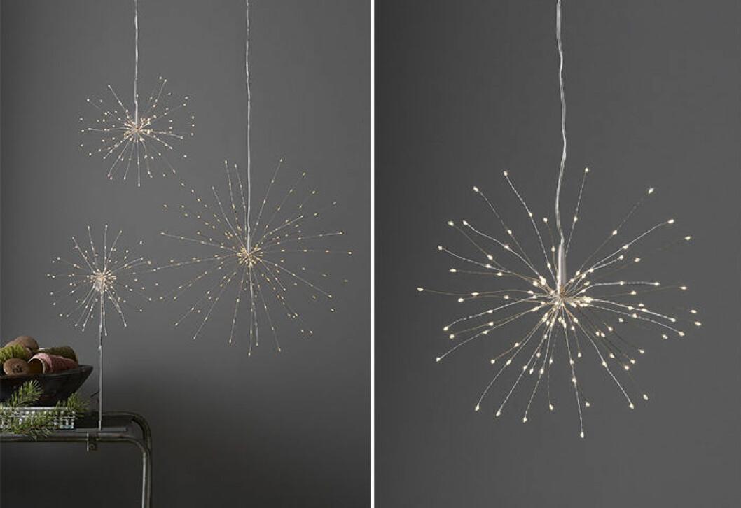 dekorationsbelysning för jul och nyår
