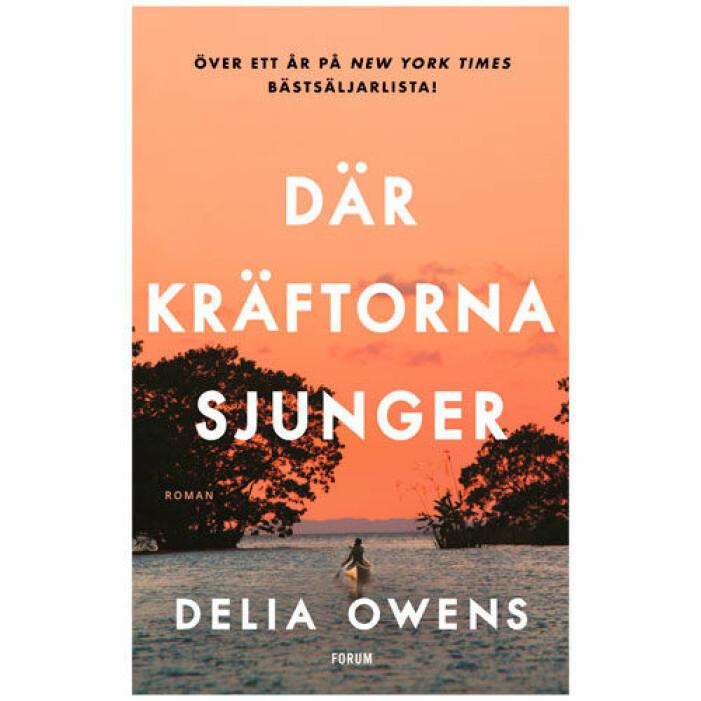 Där kräftorna sjunger Delia Owens