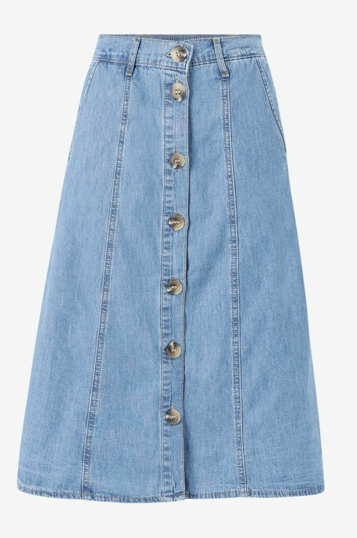 jeanskjol från Vila