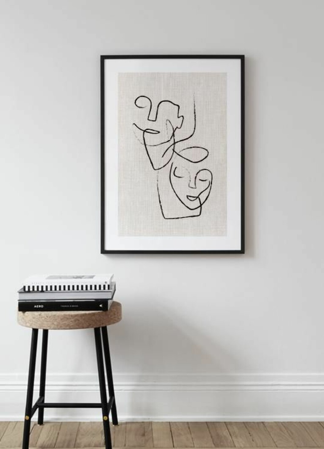 illustration desenio poster