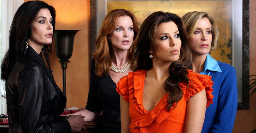 Minns du skådisarna i Desperate Housewives? Så ser de ut i dag