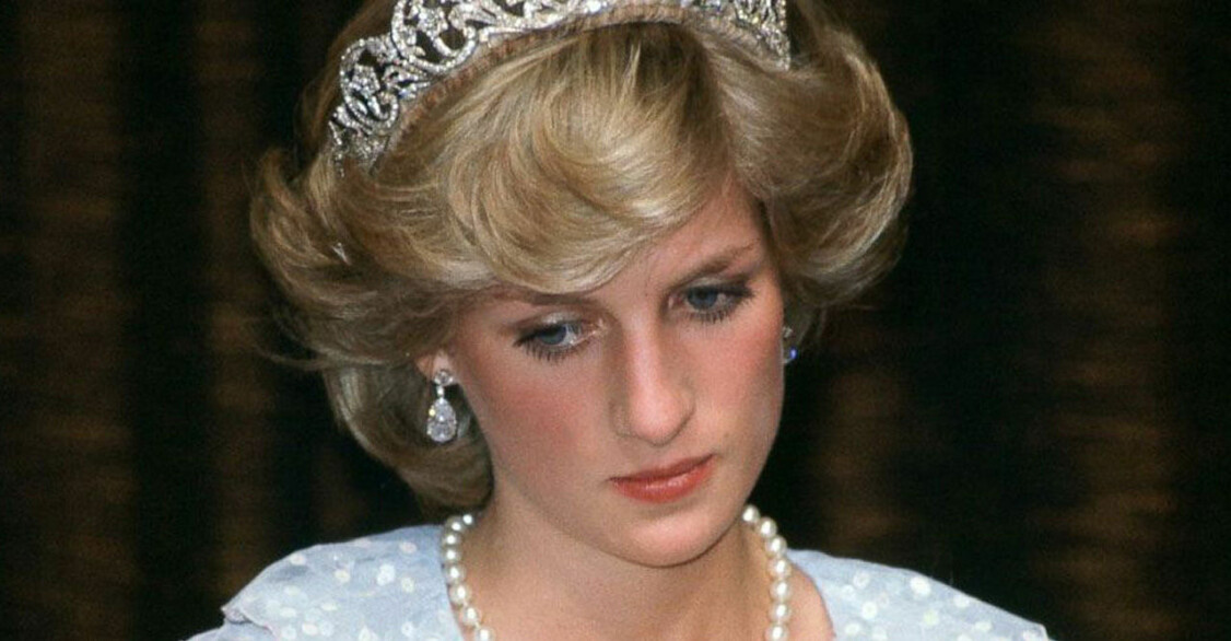 Diana i närbild