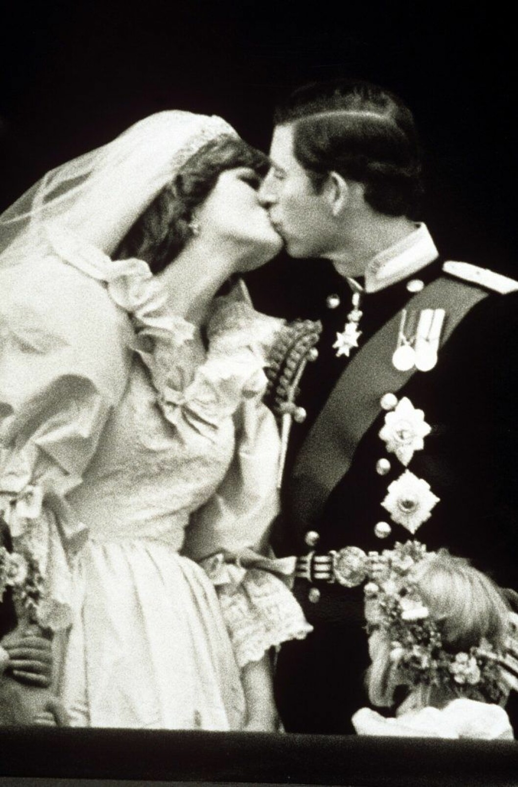 Dianas och Charles bröllop