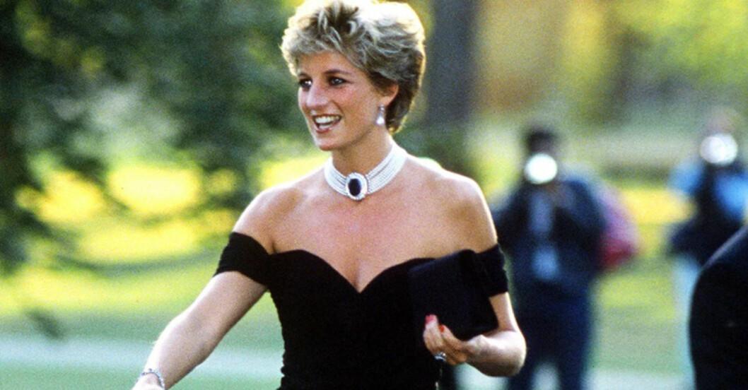 Diana i hämndklänningen