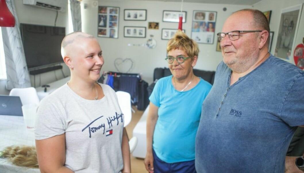 ditte alopecia