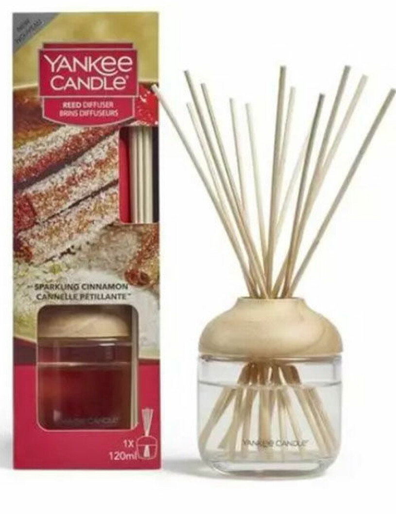 doftpinnar yankee candle