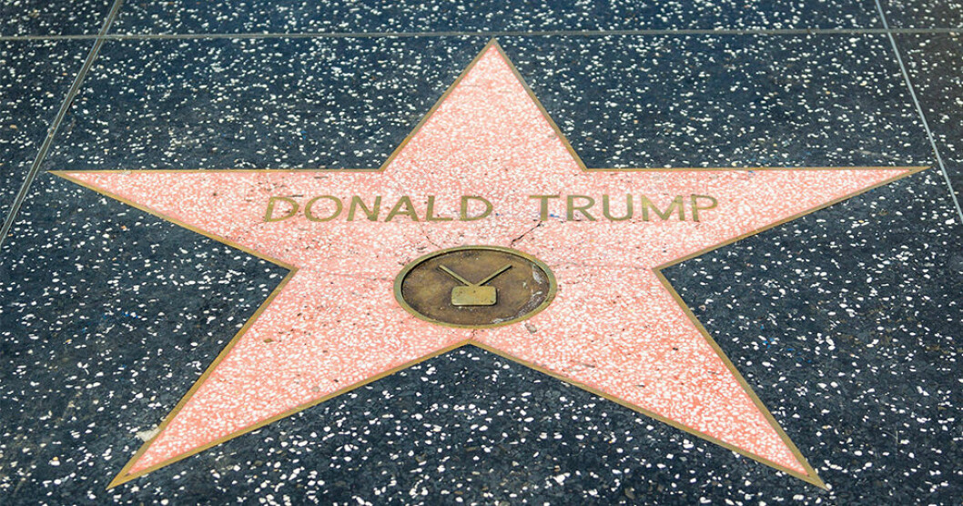 Donald Trumps stjärna kan komma att tas bort från Hollywood Walk of Fame.