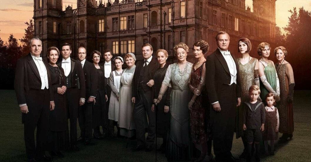 Gör vårt Downton Abbey-quiz!