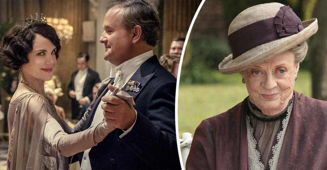 Downton Abby blir en andra film
