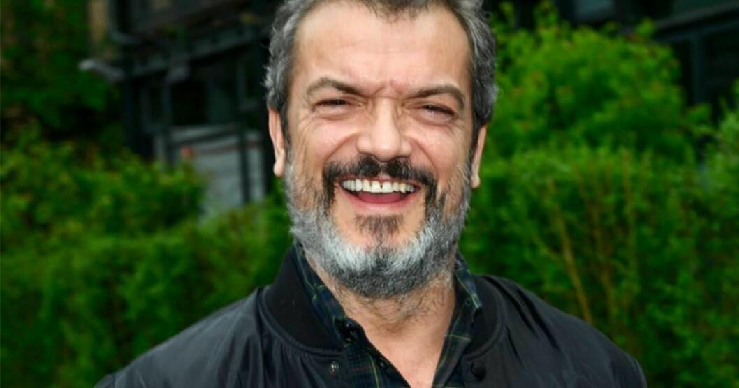 Dragomir Mrsic deltar i Stjärnorna på Slottet 2019.