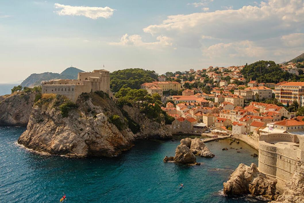 Besök Dubrovnik i höst – sol och värme i Europa