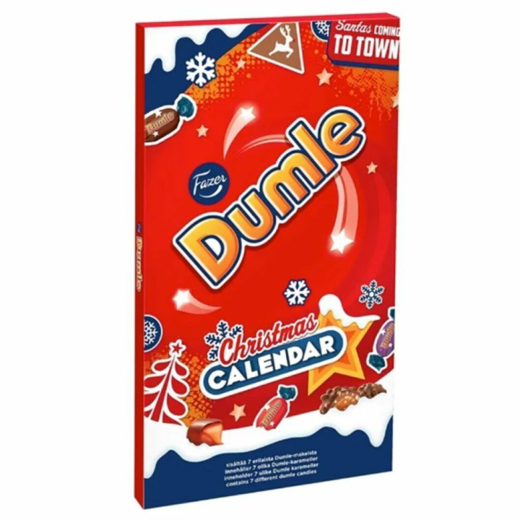 Dumle adventskalender 2019