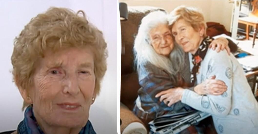 Eileen Macken letade upp sin mamma efter 81 år.