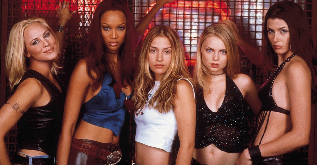 I originalfilmen kunde vi se Tyra Banks, Maria Bello, Bridget Moynahan, Piper Perabo och Izabella Miko.