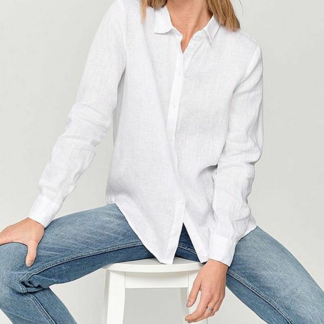 Linneskjorta från Ellos Collection