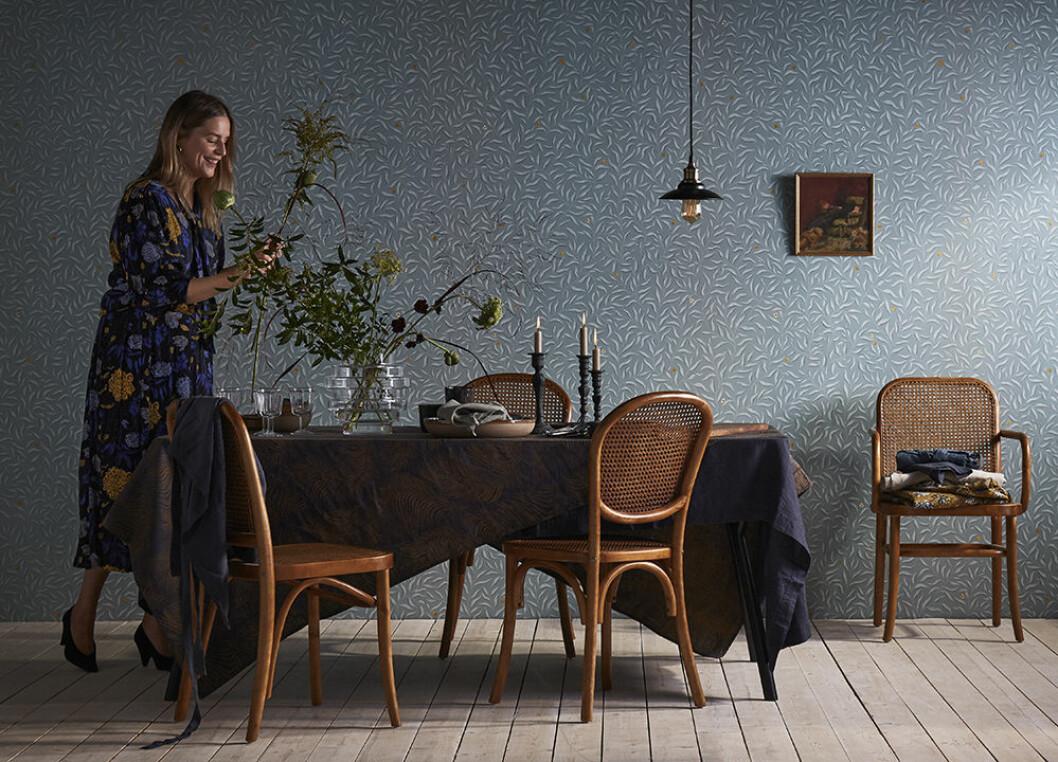 Mode och heminredningsdetaljer från Sandberg Wallpaper x Ellos