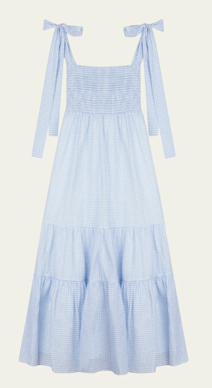 Eloise klänning från By Malina