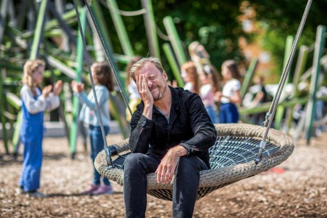 En perfekt förälder på SVT
