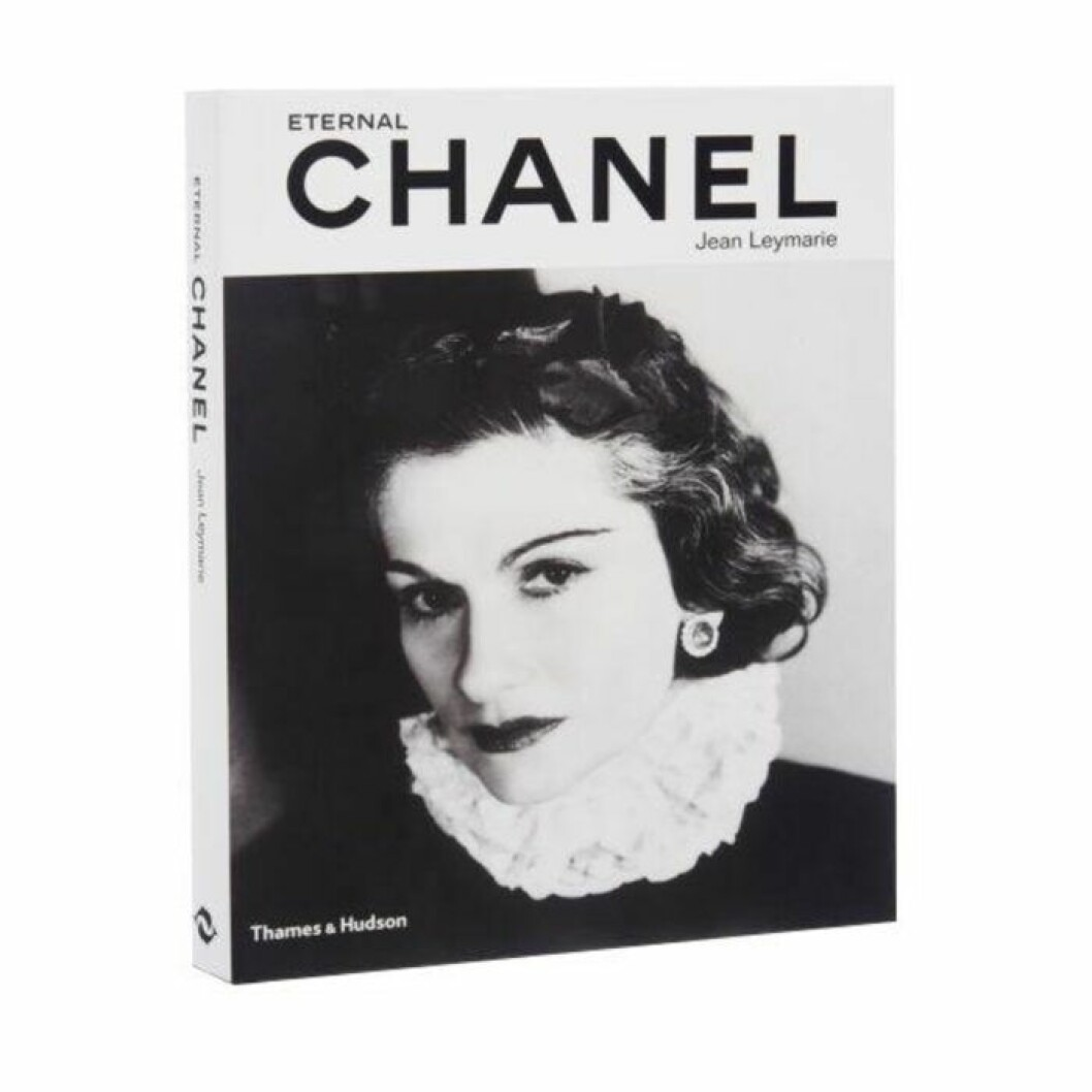 Chanel eternal coffee table book