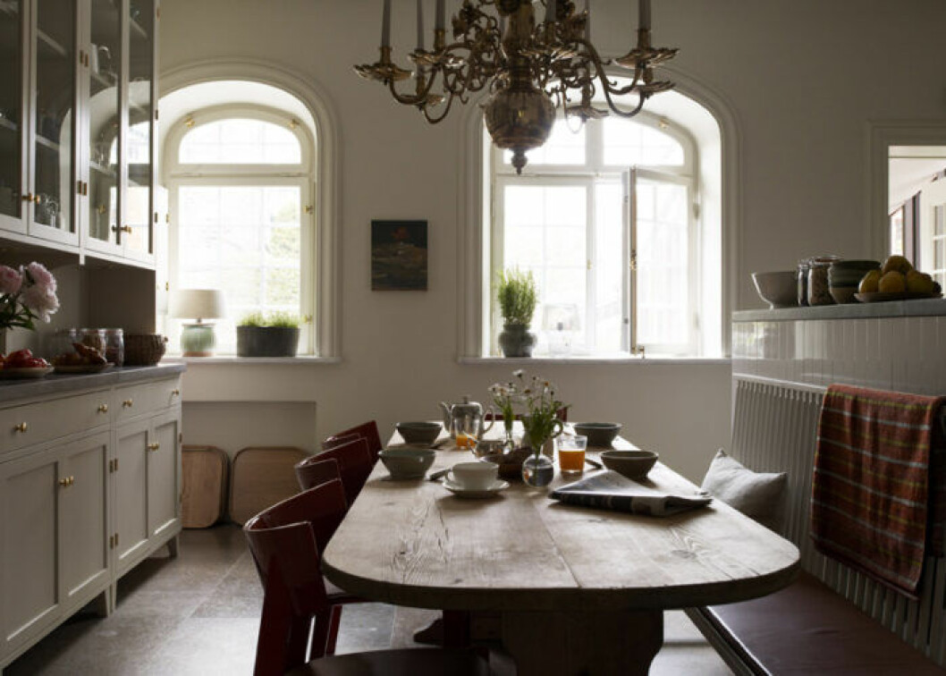 Hotell Ett hem kök