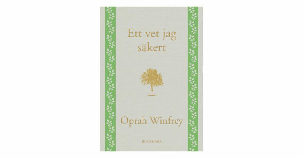 Ett jag vet säkert av Oprah Winfrey