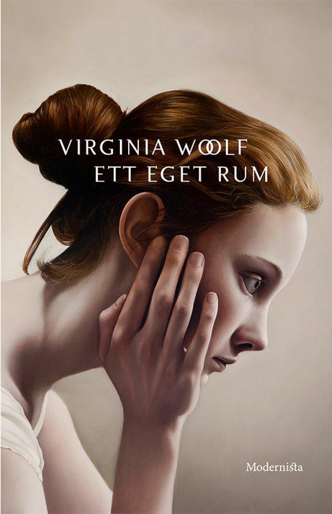 Ett eget rum av Virginia Woolf.