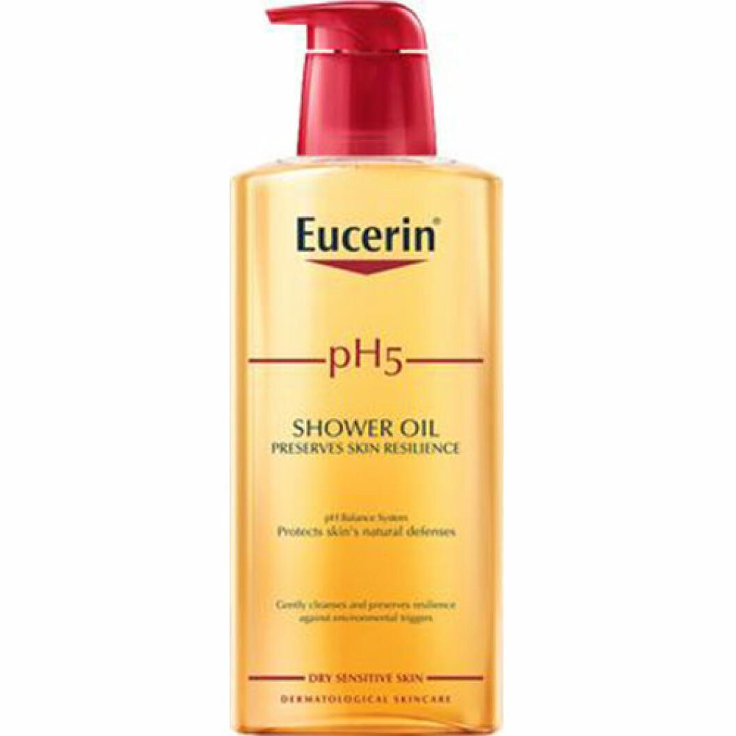 Duscholja för torr hud från eucrin