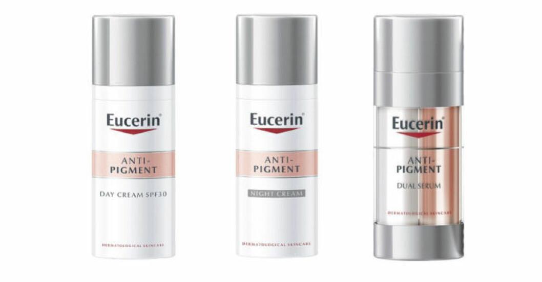 Kräm mot pigmentförändringar