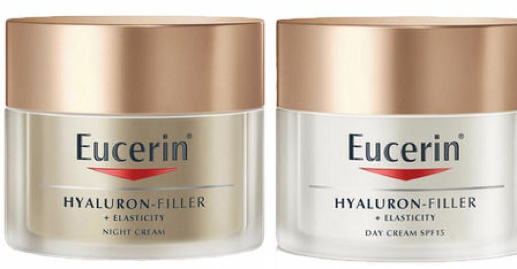 Eucerins hyaluron-filler + elasticity