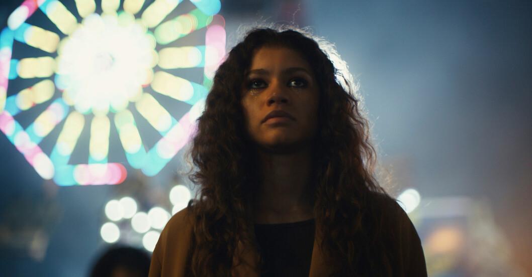Zendaya i tv-serien Euphoria.