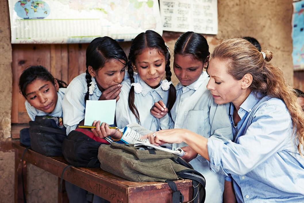 Eva Röse Nepal
