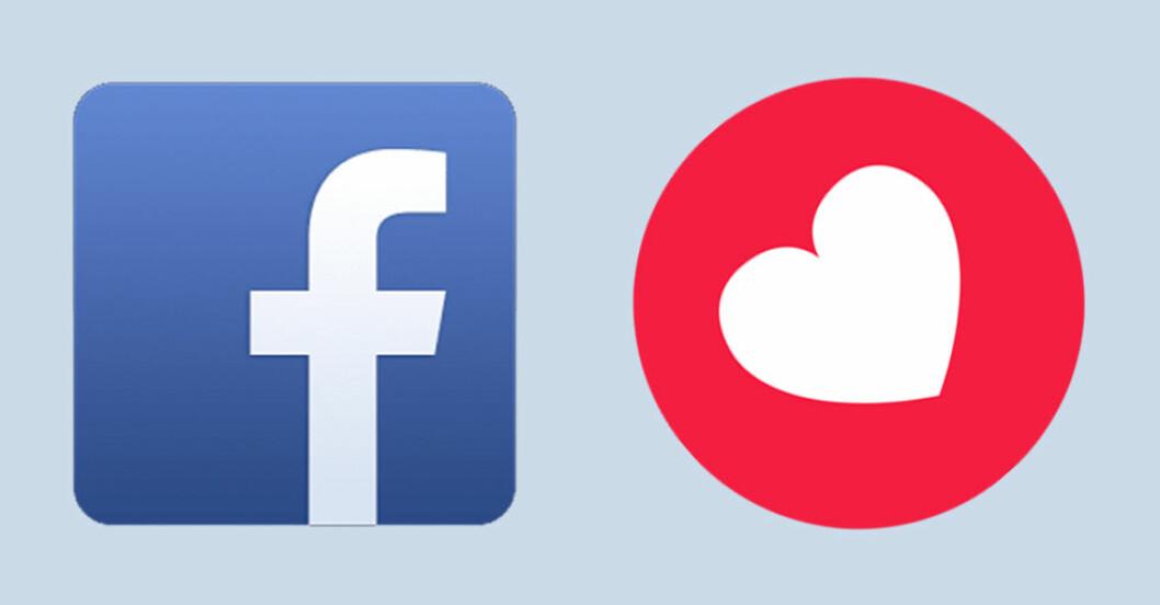 Facebook lanserar dejtingapp.