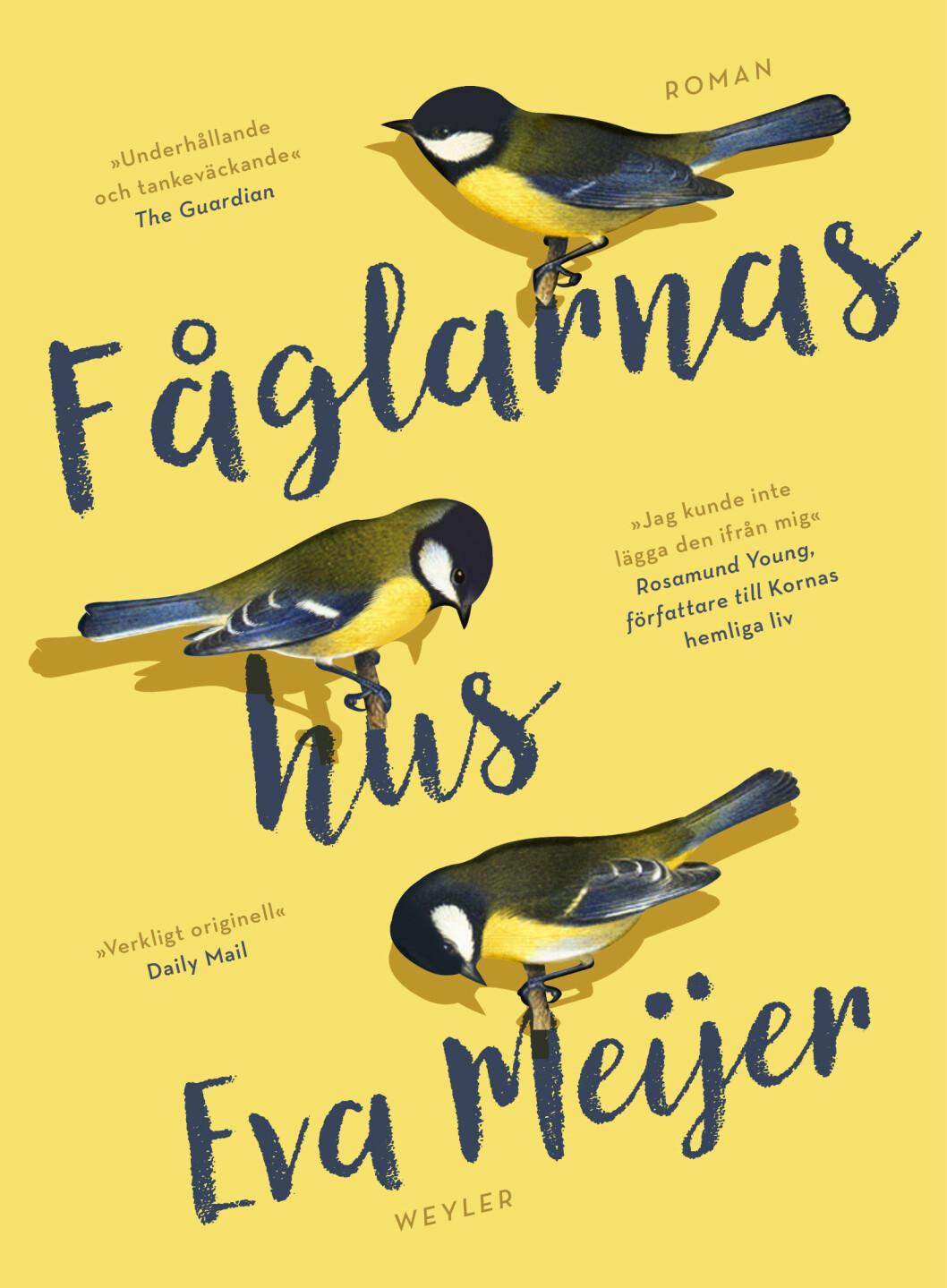 Fåglarnas hus, Eva Meijer (Weyler)