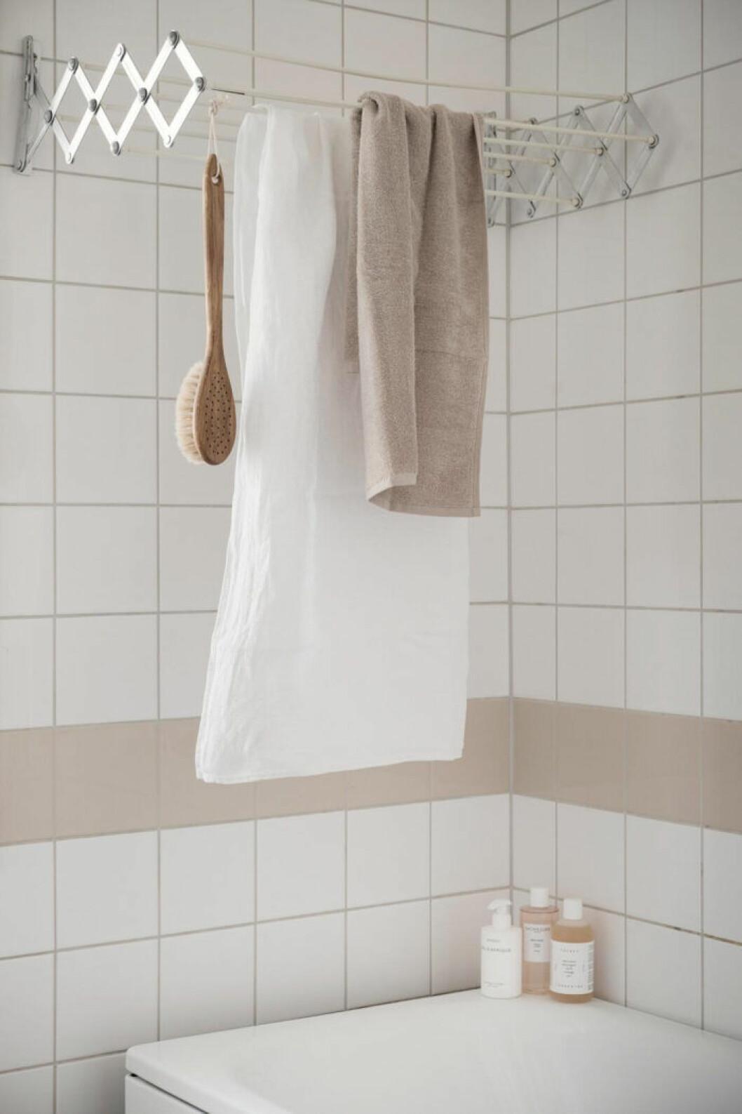 Några detaljer som matchar din badrumsbård gör susen