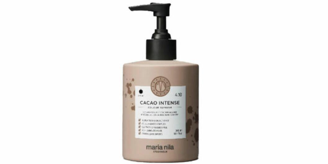 Hårinpackning för färgat hår med pigment från Maria Nila