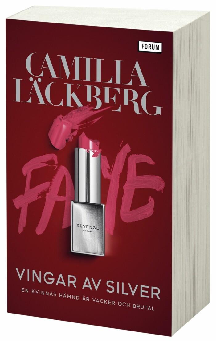 Boken Vingar av silver av Camilla Läckberg