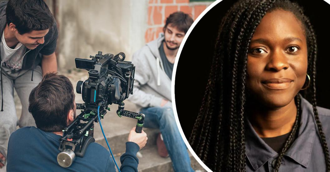 Hawa Sanneh är en av initiativtagarna till People of film.